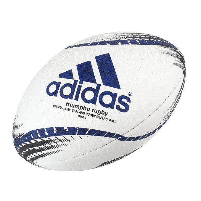 adidas NZRU R Ball - Balón para Hombre, Color Blanco/Negro/Morado ...