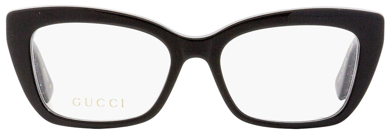 Gucci GG0165O Womens Fashion Eyeglasses 51 mm