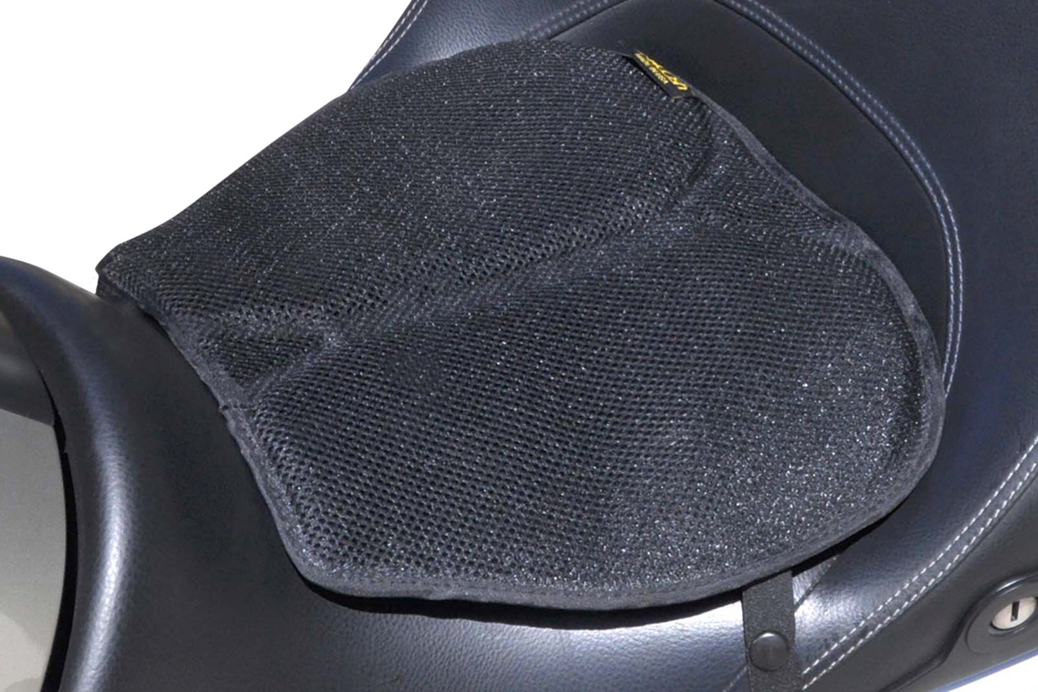 Skwoosh 27403 Black Seat and Pillion Pads for All Model