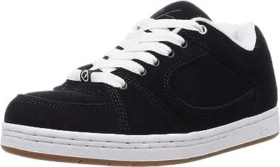 Mens ES Accel OG Skateboarding Shoes NIB White White