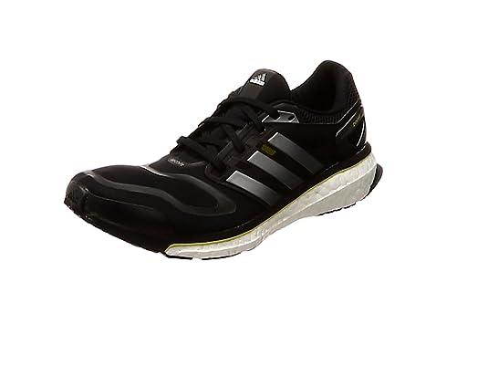 new styles d62bb e759f Adidas Energy Boost m, Zapatillas de Trail Running para Hombre, Negro  (Negro1