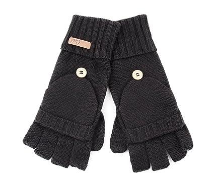 126e1e1d23e Coal - Gloves women the cameron - noir  Amazon.co.uk  Clothing