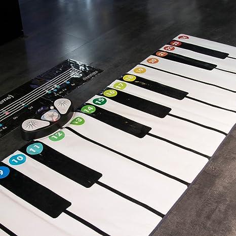 Juguetrónica The Big Piano con 10 Instrumentos y 4 Modos de Juego JUG0226