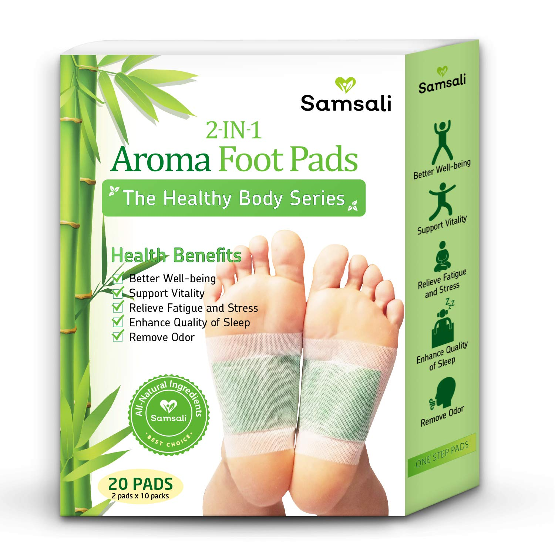 Samsali Foot Pads