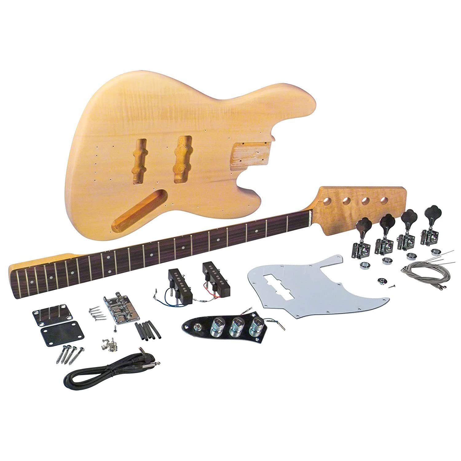 Saga jb 10 electric bass kit j style amazon musical saga jb 10 electric bass kit j style amazon musical instruments solutioingenieria Image collections