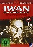 Iwan, der Schreckliche, Teil I & II (2 DVDs)