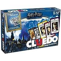 Cluedo Harry Potter. Juego de Mesa de Misterio- Versión en español