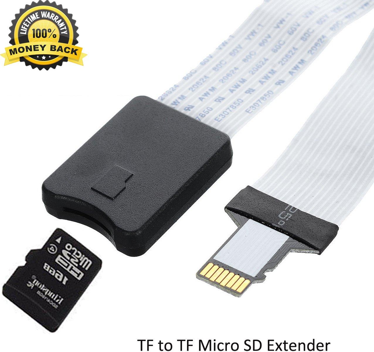 Amazon.com: Cable extensor de SD a SD para tarjeta de ...