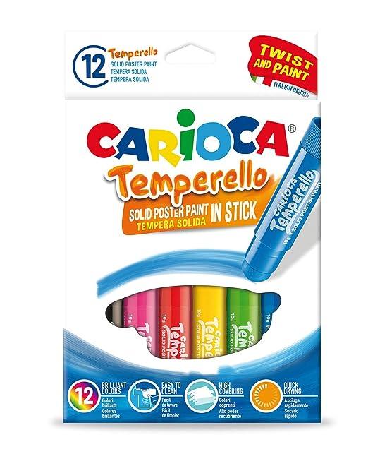 9 opinioni per Carioca 42738 Temperello, 12 Pezzi