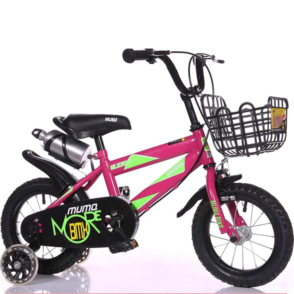 自転車 子供用自転車2-3-4-5-6-8歳の子供用自転車12/14/16/18インチベビーカーの少年少女 (サイズ さいず : 16inch) B07DPMR42T 16inch 16inch