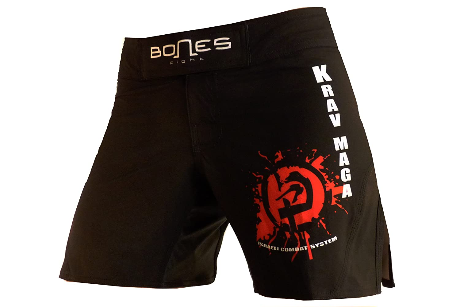 Bones Fight Krav Maga Women´s Fight short, women´s MMA short, Krav Maga BJJ, Women´s grappling short, women´s free fight short women´s MMA short