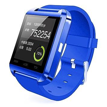 U8impermeable reloj de pulsera Bluetooth reloj de pulsera U8Uwatch Fit para Smart