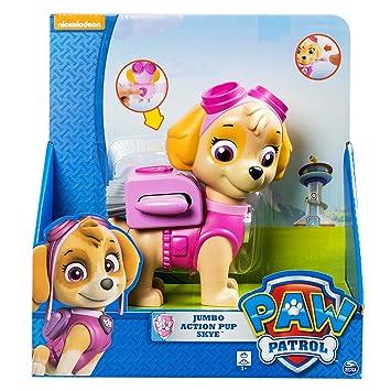 Patrulla Canina - Mega Figura de acción Skye (Bizak 61926622)