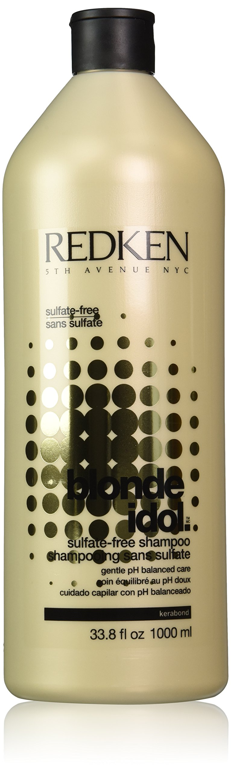 Redken Blonde Idol Sulfate-Free Shampoo for Unisex, 33.8 Ounce by REDKEN