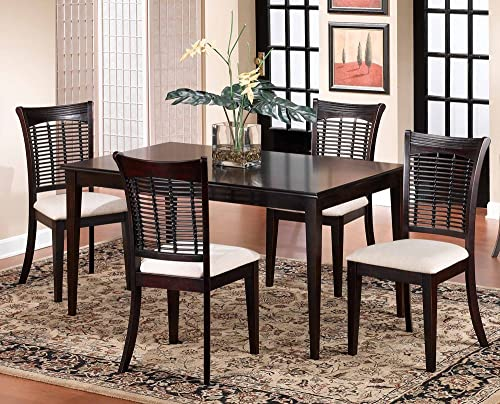 Hillsdale Bayberry Rectangle Dining Table