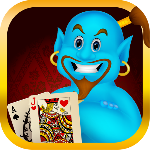 Aladdin Genie Blackjack Casino