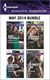 Harlequin Romantic Suspense May 2014 Bundle: Cavanaugh Undercover\Executive Protection\Traitorous Attraction\Latimer's Law