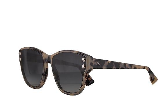 127e1e543d2 Amazon.com  Christian Dior DiorAddict 3 Sunglasses White Havana w ...