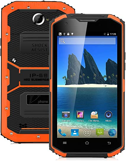 NO.1 X3-4G LTE Smartphone Libre (Android 5.1, Pantalla 5.5