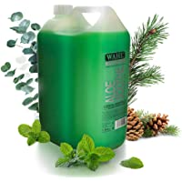 Wahl Dog Shampoo Aloe Soothe Showman Shampoo for Pets 5 Litre Concentrate/75 Litre Diluted