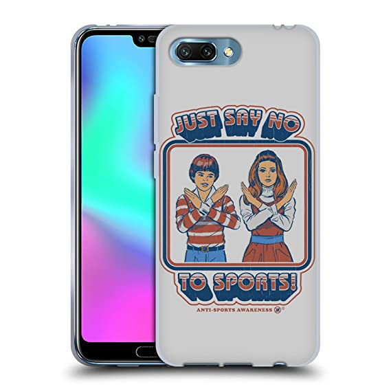 10f368a71 Amazon.com: Official Steven Rhodes Sports Humour Soft Gel Case for ...