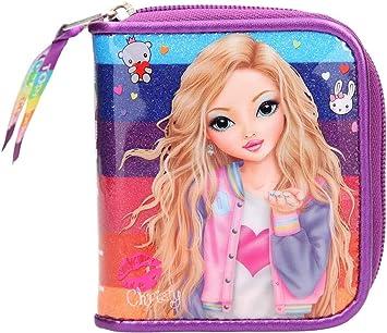 Top Model Portamonedas TOPModel Friends Purpurina (0010636), Multicolor (DEPESCHE 1): Amazon.es: Juguetes y juegos