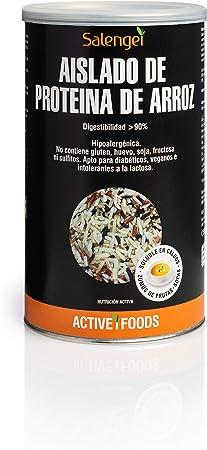 Proteína de Arroz - 500 gr (Active Foods): Amazon.es: Salud y ...