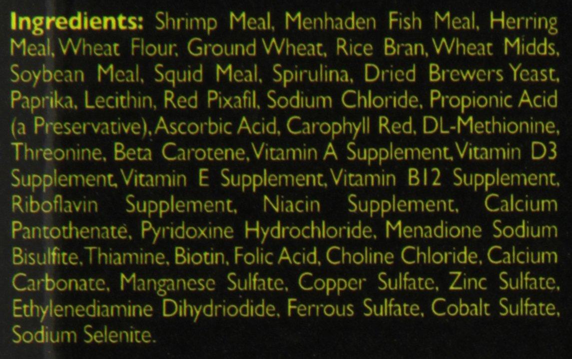 Xtreme Aquatic Foods 2137-G Cichlid Pee-Wee Fish Food by Xtreme Aquatic Foods (Image #2)