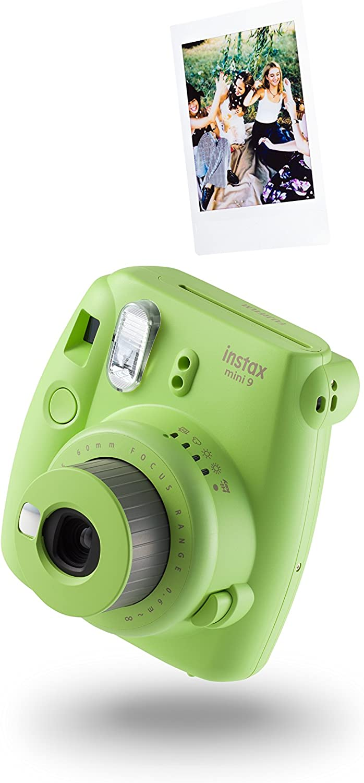 Fujifilm Pack Instax Mini 9 1 Film Für 10 Bilder Kamera