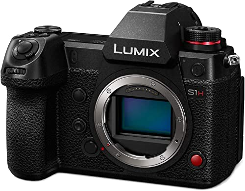 Panasonic Lumix S1H Digital Mirrorless Video Camera