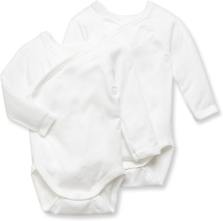 Unisex beb/é Petit Bateau Body Pack de 3
