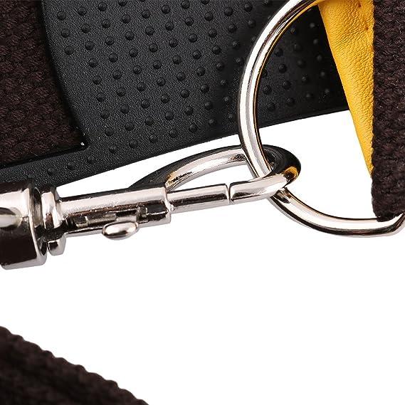 Amazon.com : eDealMax Piernas decoración del bolsillo del recorrido al aire Libre Out Cinturones diseño de Doble Mochila del hombro delantero perro de ...