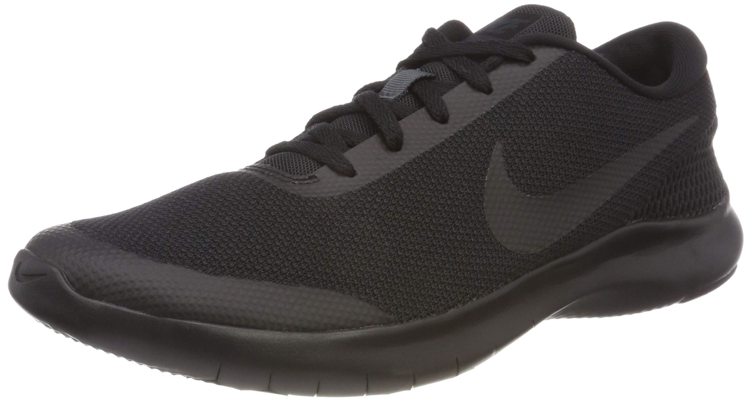 NIKE Men's Flex Experience 7 Running Shoe, Black/Black-Anthracite, 11 Regular US by NIKE