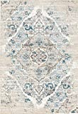 Persian Area Rugs 4620 Cream 8 x 11 Area Rugs