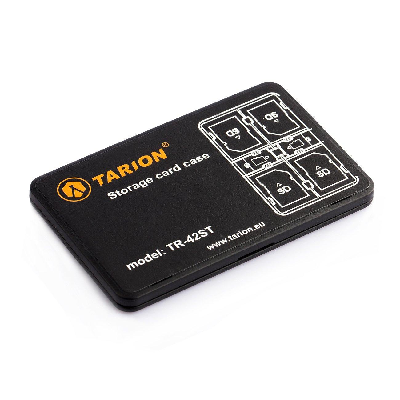 TARION Memory Card Case Storage Card Box Holder Fits for SD Card/TF Card/SIM Card/Nano Card TARION-Cardcase