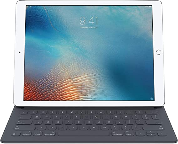 Amazon Com Apple Mm2l2am A Smart Keyboard For Ipad Pro 9 7 Inch 2016 Model