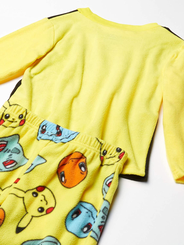 Pokemon Boys Boys 2-Piece Pajama Set Pajama Set