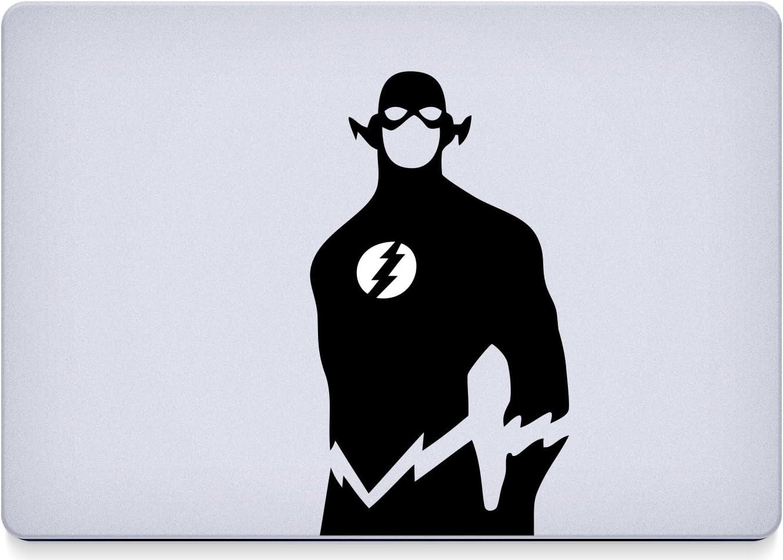The Flash Macbook Vinyl Laptop Sticker