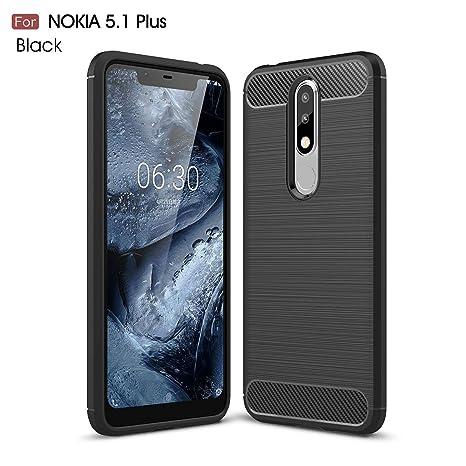 57e0982af71 REALIKE® Nokia 5.1 Plus Back Cover