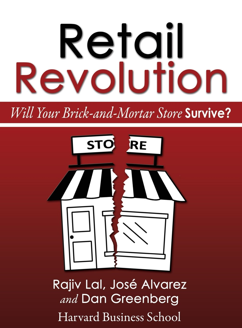 Download Retail Revolution: Will Your Brick-and-Mortar Store Survive? pdf