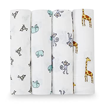 Aden And Anais Swaddle Blankets Magnificent Amazon Aden Anais Classic Swaddle Baby Blanket 60% Cotton