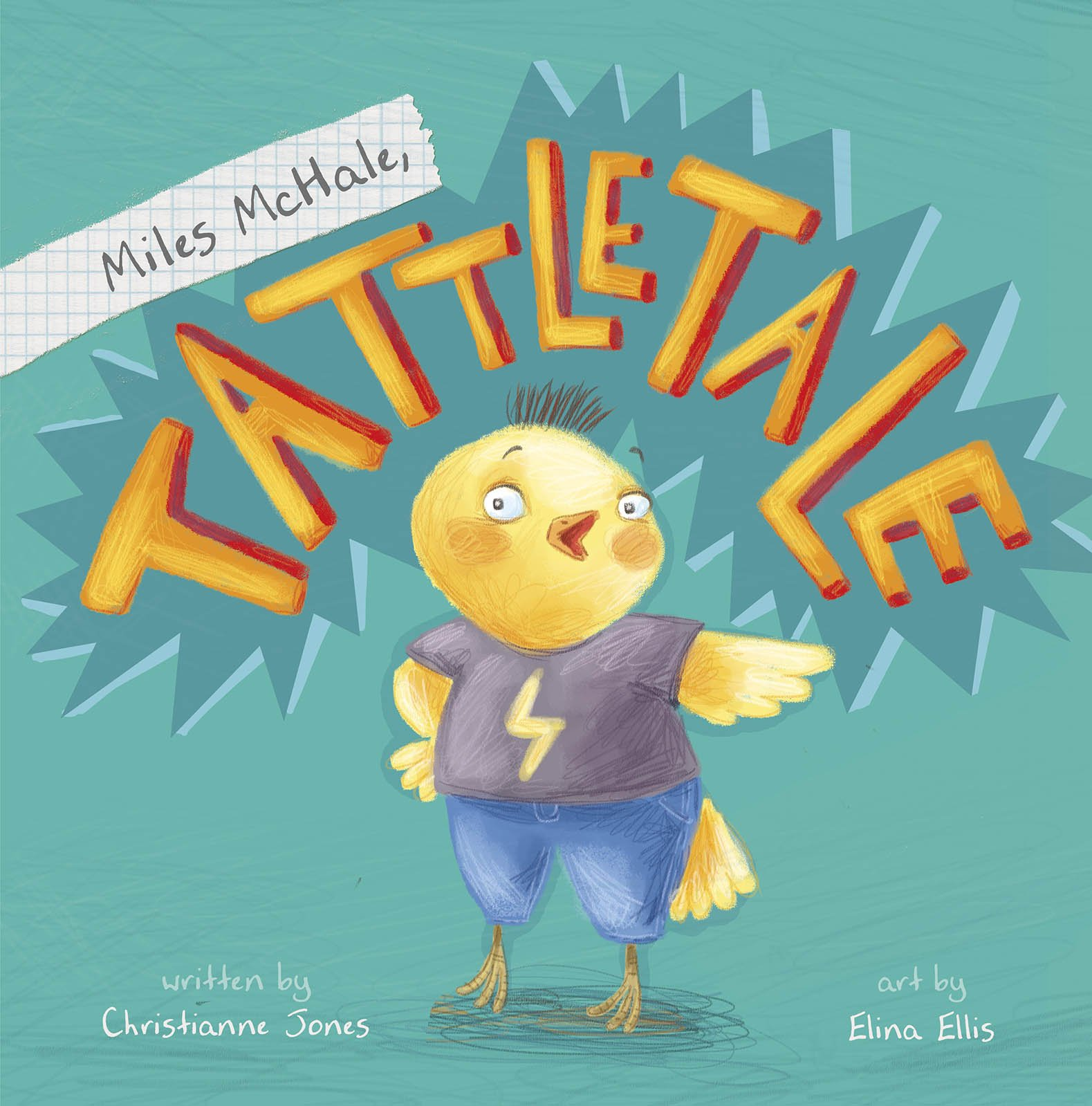 Miles McHale, Tattletale (Little Boost: Little Boost) pdf epub