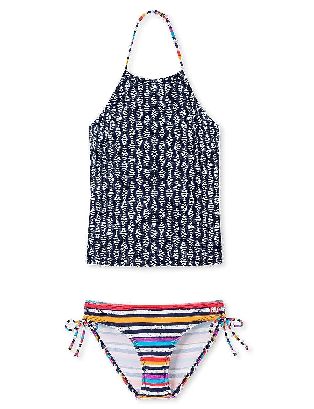 Schiesser Girls Aqua Tankini Bikini