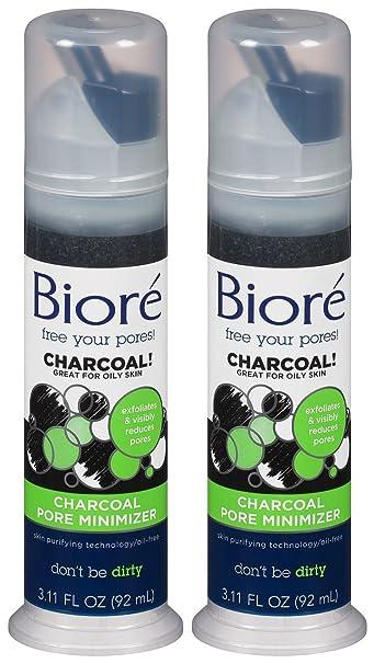 cc9d1768d0 Amazon.com   Biore Charcoal Pore Minimizer