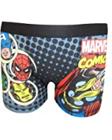 Marvel Comics Heroes Little Boy's 1 Pack Boxer Shorts