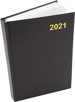pink 2021 Buchkalender 793 Chefplaner A5 1 Tag 1 Seite auch sonntags Marke ADI