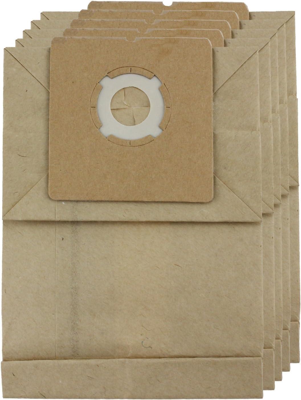 Spares2go fuertes bolsas de polvo para Hoover Studio H55 aspiradora (Pack de 5): Amazon.es: Hogar