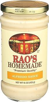Rao's Homemade Alfredo Pasta Sauce