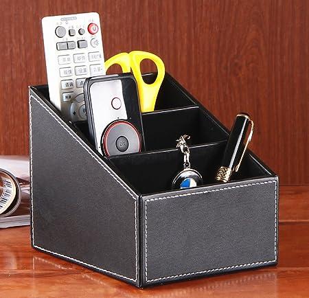 El escritorio de papelería en la Caja/Moda desorden creativo caja ...
