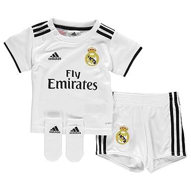 d0d7d3e1e79 adidas Real Madrid Minikit, Bebé-Niños: Amazon.es: Ropa y accesorios